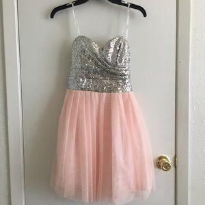 B. Darlin Homecoming/Prom Dress